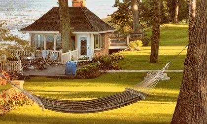 Lake House, Grand Haven, Michigan