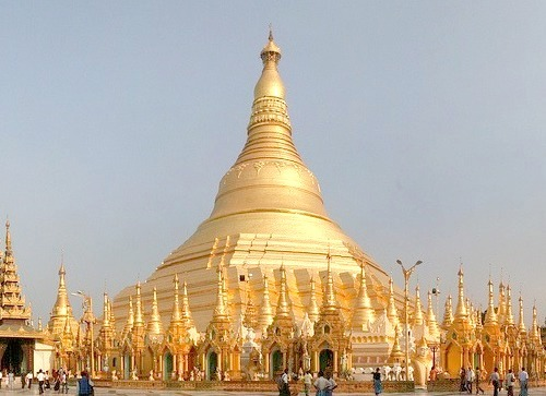 Shwedagon Pagoda also known in English as the Golden Pagoda, is a 99 metres pagoda and stupa located in Yangon, Myanmar. Shwedagon is the oldest Pagoda and the most...