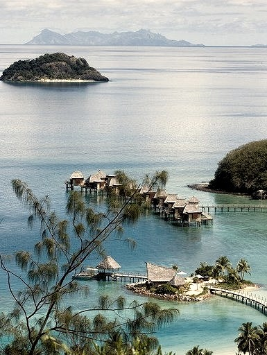 Likuliku Lagoon Resort in Fiji Islands