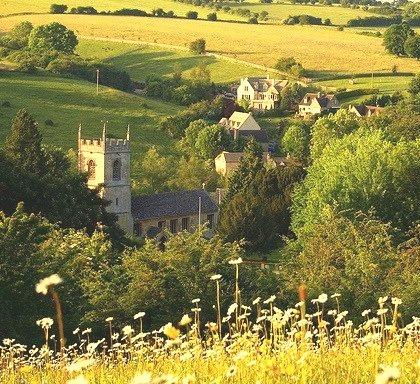 Pastoral Beauty, Naughton, England