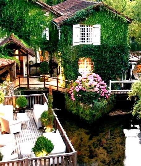 Ivy House, Provence, France