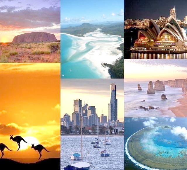 HAPPY NATIONAL DAY AUSTRALIA !