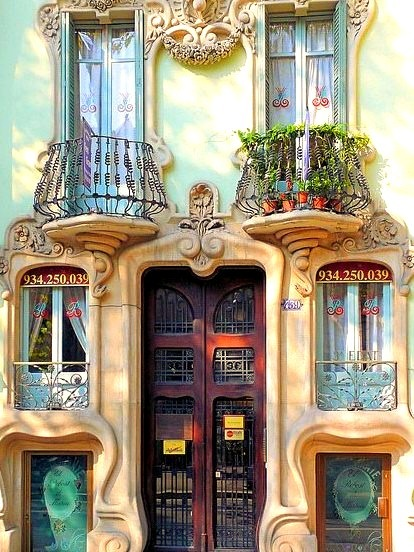 Casa Pere Brias in Barcelona, Spain
