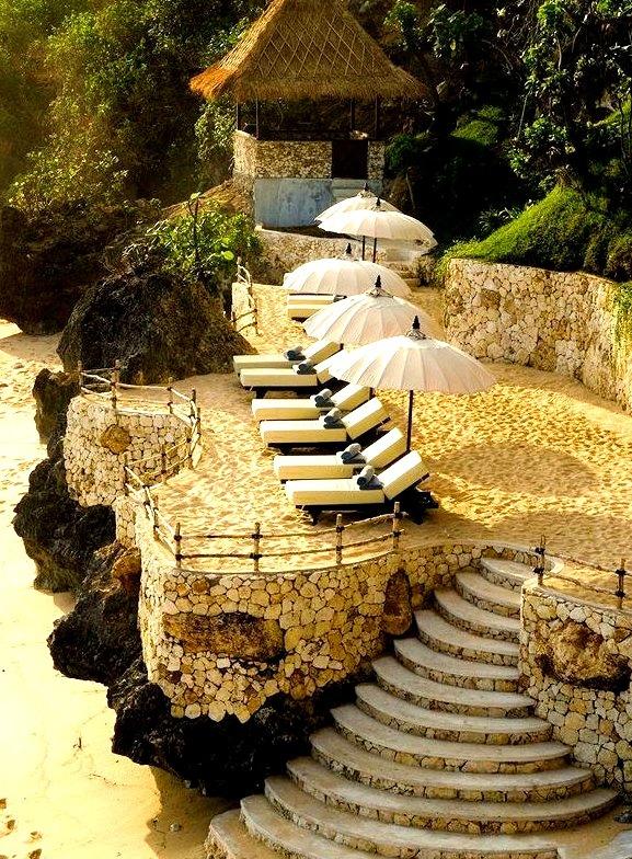 Bulgari resort, Pecatu beach, Bali